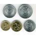 Набор монет 2013 год СПМД.