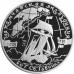 25 рублей 2003 г. 1-я Камчатская экспедиция, серебро, пруф