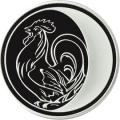 3 рубля 2005 г. Лунный календарь - Петух, серебро, пруф